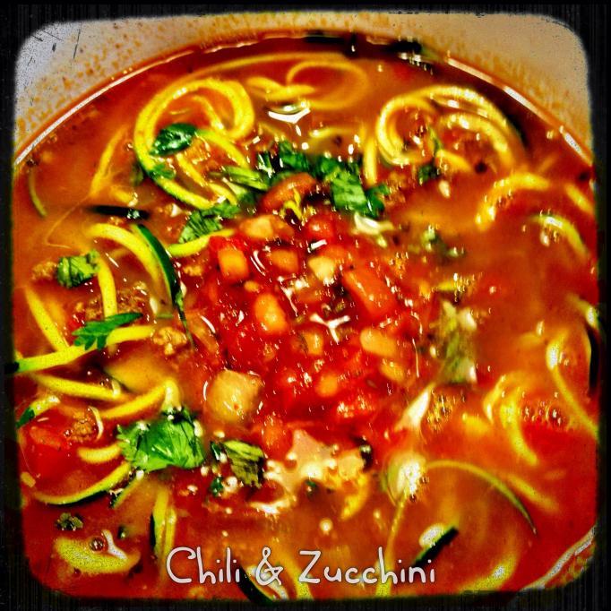 Chili & zucchini