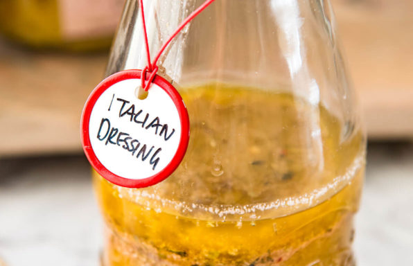 Hcg Diet Italian Dressing Recipe