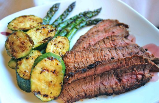 Hcg Diet Recipe for London Broil Phase 2