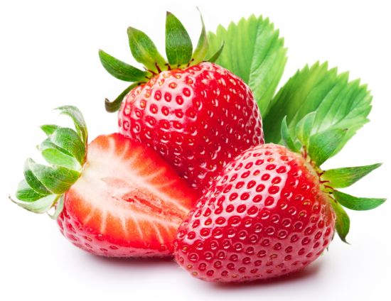 hcg diet recipes strawberries
