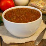 lentil-vegetarian-chili