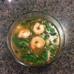 shrimp soup 2