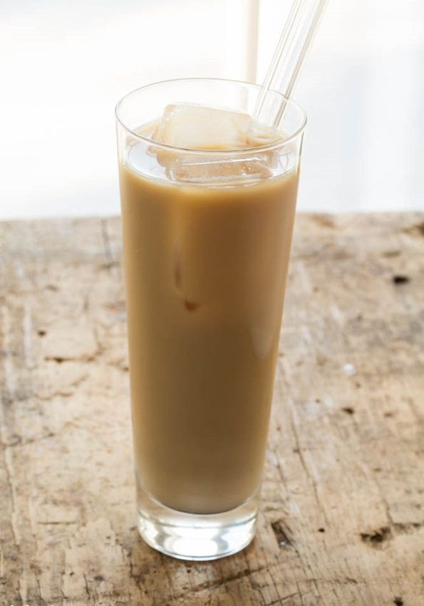 Salted Caramel Quot Latte Quot Hot Or Iced Hcg Diet Phase 2 Recipe Hcg Diet Info Recipes